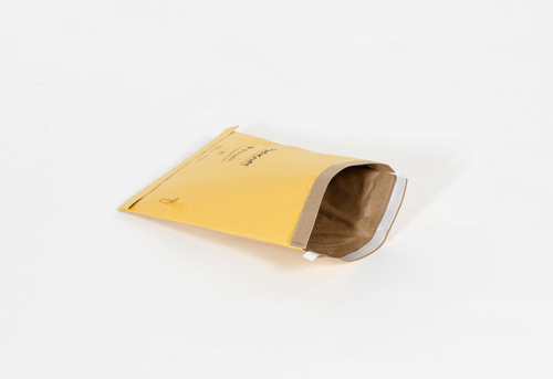 #4 – 9 1/2 X 14 1/2″ Kraft Peel-Seal Padded Mailer (100/Case)