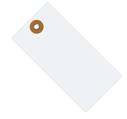 #6 5 1/4″ X 2 5/8″  Tyvek® Shipping Tags – Unwired (1000/case)
