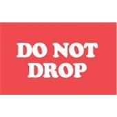 #DL1970  3 X 5″  Do Not Drop  Label