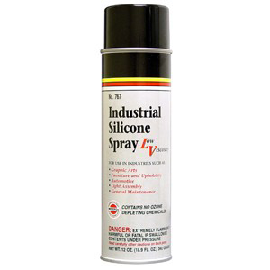 FINAL SALE: Claire® Industrial Silicone Spray – Low Viscosity (12/case) (MFG# SW767)