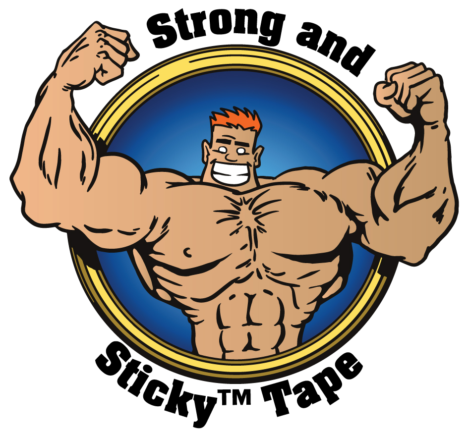 2″ X 110 Yds. 1.7 Mil Strong And Sticky™ Clear Hot Melt Carton Sealing Tape (36/Case)